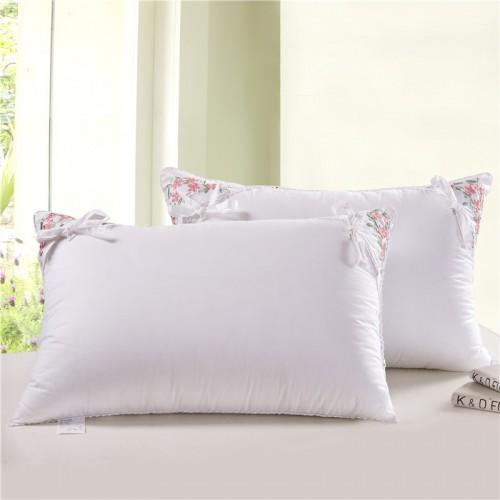 Подушка бамбук с лавандой