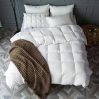 Одеяло пуховое полуторное Prestij Textile (155х215)