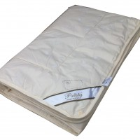 Одеяло шерстяное полуторное (155х215)
