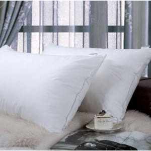 Пуховая подушка Prestij Textile 50x70см