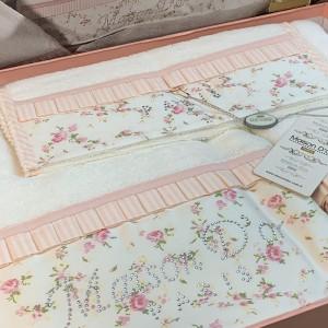 Набор бамбуковых полотенец Maison Dor Roses